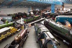 พิพิธภัณฑ์รถไฟแห่งชาติ