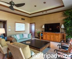 The Kailani Suite at the Four Seasons Resort Hualalai
