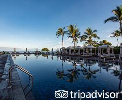 Pools at the Four Seasons Resort Hualalai