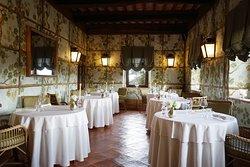 Castello Banfi - Sala dei Grappoli