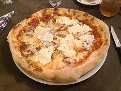Beste Pizza die ich kenne