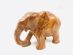 mahogany elephant