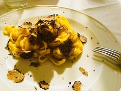 Truffle Cooking Show at Osteria del PARCO