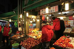 The Mangwon Market