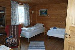 Downstairs room (Kiurujärvi)