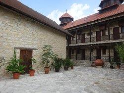 Holy Monastery of Panayia Amasgous Monagri Limassol
