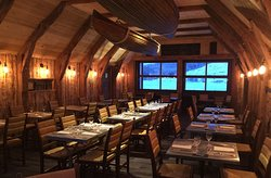 Un repas avec vue sur le Lac du Guéry ? C'est ici !