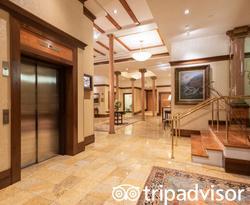 Lobby at the Hotel Providence