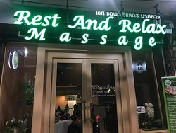 Rest And Relax Massage