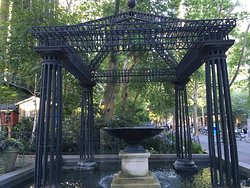 Katharine Hepburn Garden