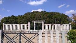 Tomb of The Emperor Suinin and Tajimamori