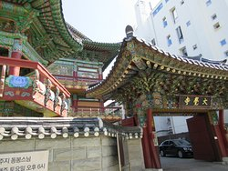 Daegaksa Temple
