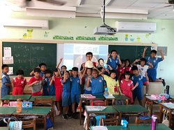 行動自然小教室