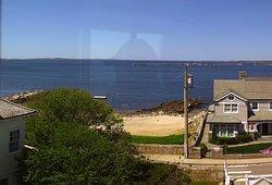 DuBois Beach Stonington Point, CT - View From Stonington Lighthouse