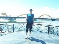 Da Nang city Tour with Dragon Bridge, Marble Mountain, Lady Buddha statue