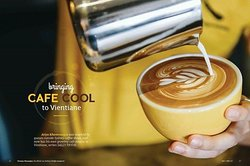 Naked Espresso Dongpalan Vientiane Laos