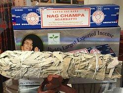 NAG CHAMPA Incenses