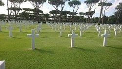 Cimitero di Guerra di Anzio