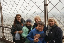 Family at the top