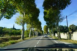 very beautiful drive
