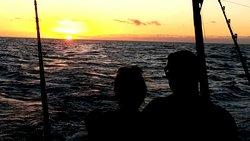 Romantic sunsets