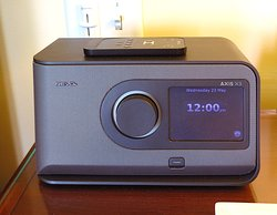 Suite 301 Ocean House Watch Hill - Clock/Radio w/ iPad Docking Station