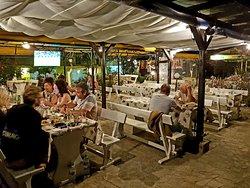 Restaurant Harmony Beach