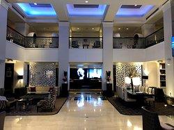 Main Lobby of the Lexington Hotel