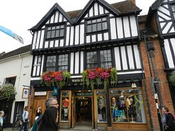Shakespeare´s Birthplace