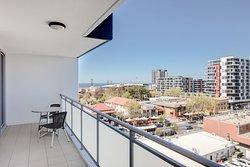 One Bedroom Apartment Balcony
