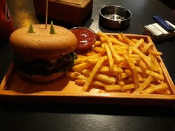 One of the best burgers!