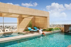 Willow Stream Spa and Fitness Center- Fairmont Amman