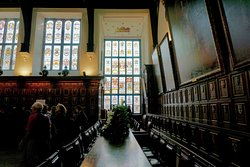 Long table - Middle Temple Hall