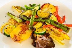 Parrillada de verdura