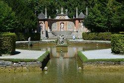 Jeux d'eau d'Hellbrunn