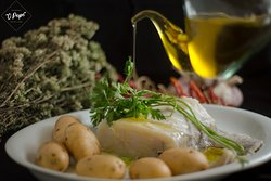 Restaurante O Pepe portuguese codfish