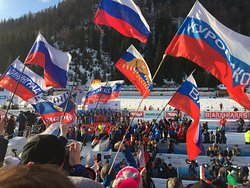 Découvrez nos séjours de biathlon au coeur de l'événement