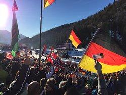 un voyage de biathlon clés en mains
