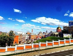Square Aleksandra Pushkina