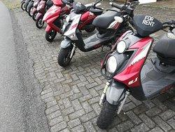 Moto Rental La Fortuna