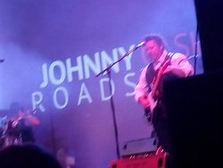 Johnnie Cash roadshow GREAT FANTASTIC evening