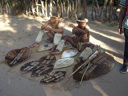 Gooderson DumaZulu  Traditional Village