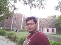 Sholapur Fort garden