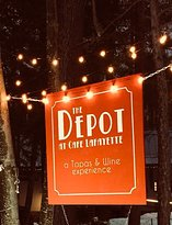 The Depot at Cafe Lafayette
