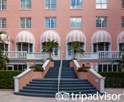 Exteriors at The Don CeSar