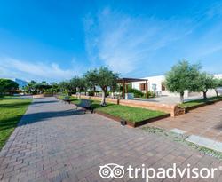 Grounds at the Grand Palladium Palace Ibiza Resort & Spa