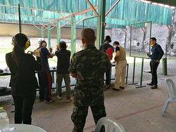 Bangkok Military Shooting