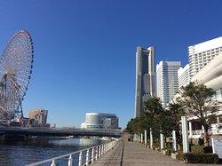 Pacifico Yokohama Rinko Park
