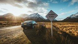 Highland tour