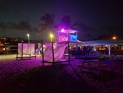 Nights lights at Vibes